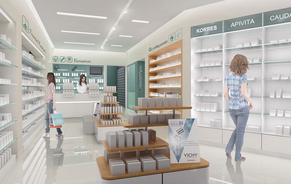 Pharmacy in Nea Ionia